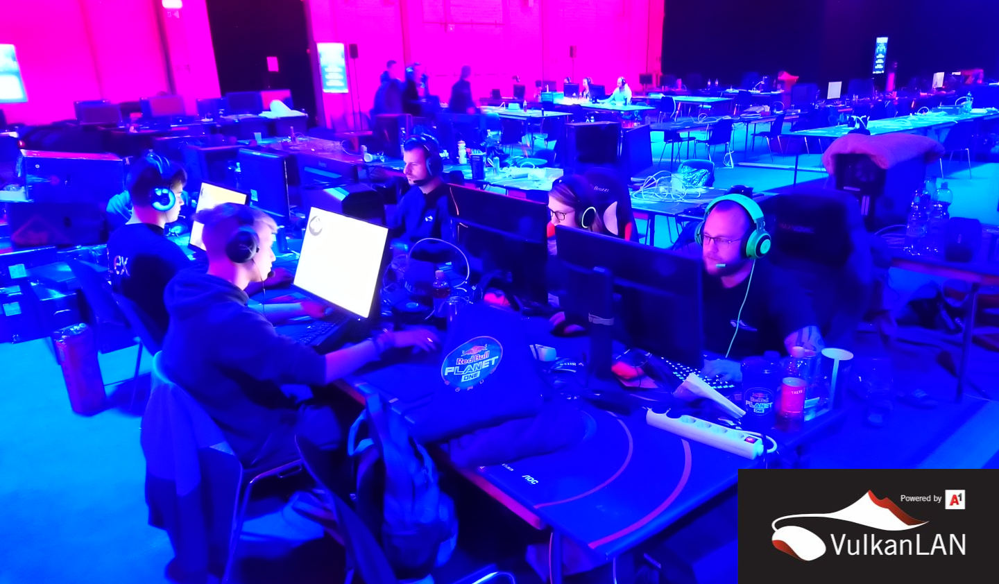 pLANet one lan area